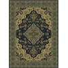 CASTELLO 7'9 X 11' 808 Rug, Blue