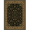 CASTELLO 6'7 X 9'6 953 Rug, Black