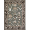CASTLE 2'2 X 7'7 3514 Rug, Green