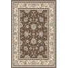 PISA 7'10 X 10'6 1780 Rug, Brown