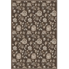 PISA 2'2 X 7'7 3475 Rug, Brown