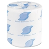 GEN Bath Tissue, Individually Wrapped, 2-Ply, White, 500 Sheets/Roll