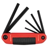 6-Piece Ergo-Fold Hex Key Set, Large Handle