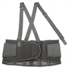 ProFlex 100 Economy Back Support, Medium, Black