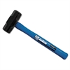 "Jackson Engineer Hammer, 3lb, 19"" Tool Length, Fiberglass Handle"
