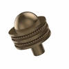 Allied Brass 101AD-BBR 1-1/2 Inch Cabinet Knob, Brushed Bronze