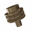 Allied Brass 101D-BBR 1-1/2 Inch Cabinet Knob, Brushed Bronze