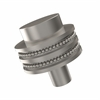 Allied Brass 101D-SN 1-1/2 Inch Cabinet Knob, Satin Nickel