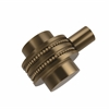Allied Brass 102D-BBR 1-1/2 Inch Cabinet Knob, Brushed Bronze