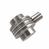 Allied Brass 102D-SN 1-1/2 Inch Cabinet Knob, Satin Nickel