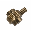 Allied Brass 102G-BBR 1-1/2 Inch Cabinet Knob, Brushed Bronze