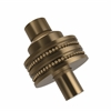 Allied Brass 103D-BBR 1-1/2 Inch Cabinet Knob, Brushed Bronze
