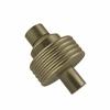 Allied Brass 103G-ABR 1-1/2 Inch Cabinet Knob, Antique Brass