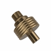 Allied Brass 103G-BBR 1-1/2 Inch Cabinet Knob, Brushed Bronze