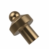 Allied Brass 109-BBR 1 Inch Cabinet Knob, Brushed Bronze