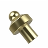 Allied Brass 109-SBR 1 Inch Cabinet Knob, Satin Brass