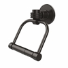 Allied Brass 2024D-ORB Continental Collection 2 Post Toilet Tissue Holder with Dotted Accents, Oil Rubbed Bronze