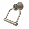 Allied Brass 2024D-PEW Continental Collection 2 Post Toilet Tissue Holder with Dotted Accents, Antique Pewter