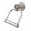 Allied Brass 2024-SN Continental Collection 2 Post Toilet Tissue Holder, Satin Nickel