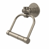 Allied Brass 2024T-PEW Continental Collection 2 Post Toilet Tissue Holder with Twisted Accents, Antique Pewter