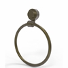 Allied Brass 416-ABR Venus Collection Towel Ring, Antique Brass