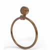 Allied Brass 416-BBR Venus Collection Towel Ring, Brushed Bronze