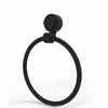 Allied Brass 416-ORB Venus Collection Towel Ring, Oil Rubbed Bronze