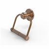 Allied Brass 924-BBR Mercury Collection 2 Post Toilet Tissue Holder, Brushed Bronze