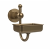 Allied Brass AP-32-BBR Astor Place Wall Mounted Soap Dish, Brushed Bronze
