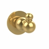 Allied Brass BL-H1-PB Bolero Collection Robe Hook, Polished Brass