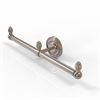 Allied Brass BPPR-HTB-2-PEW Prestige Regal Collection 2 Arm Guest Towel Holder, Antique Pewter
