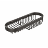 Allied Brass BSK-175LA-ORB Combination Wire Basket, Oil Rubbed Bronze