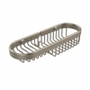 Allied Brass BSK-175LA-PEW Combination Wire Basket, Antique Pewter