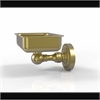 Allied Brass DT-32-SBR Dottingham Collection Wall Mounted Soap Dish, Satin Brass