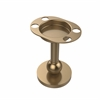 Allied Brass GL-55-BBR Vanity Top Toothbrush and Tumbler Holder, Brushed Bronze