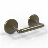 Allied Brass MC-24-ABR Monte Carlo Collection 2 Post Toilet Tissue Holder, Antique Brass