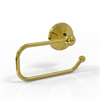 Allied Brass MC-24E-UNL Monte Carlo Collection European Style Toilet Tissue Holder, Unlacquered Brass