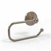 Allied Brass MC-24E-PEW Monte Carlo Collection European Style Toilet Tissue Holder, Antique Pewter