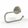 Allied Brass MC-24E-PNI Monte Carlo Collection European Style Toilet Tissue Holder, Polished Nickel