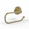 Allied Brass MC-24E-SBR Monte Carlo Collection European Style Toilet Tissue Holder, Satin Brass