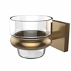 Allied Brass MT-64-BBR Montero Collection Wall Mounted Votive Candle Holder, Brushed Bronze