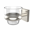 Allied Brass MT-64-PNI Montero Collection Wall Mounted Votive Candle Holder, Polished Nickel