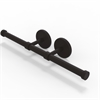 Allied Brass P1000-24-2-ORB Prestige Skyline Collection Double Roll Toilet Tissue Holder, Oil Rubbed Bronze