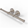 Allied Brass P1000-24-2-PEW Prestige Skyline Collection Double Roll Toilet Tissue Holder, Antique Pewter