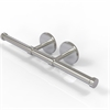 Allied Brass P1000-24-2-SN Prestige Skyline Collection Double Roll Toilet Tissue Holder, Satin Nickel