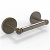 Allied Brass P1024-ABR Prestige Skyline Collection 2 Post Toilet Tissue Holder, Antique Brass