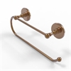 Allied Brass P1025EW-BBR Skyline Collection Wall Mounted Paper Towel Holder, Brushed Bronze