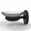 Allied Brass P1062-ORB Prestige Skyline Collection Wall Mounted Soap Dish, Oil Rubbed Bronze