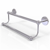 Allied Brass P1072/24-PC Prestige Skyline Collection 24 Inch Double Towel Bar, Polished Chrome
