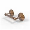 Allied Brass PMC-24-BBR Prestige Monte Carlo Collection 2 Post Toilet Tissue Holder, Brushed Bronze